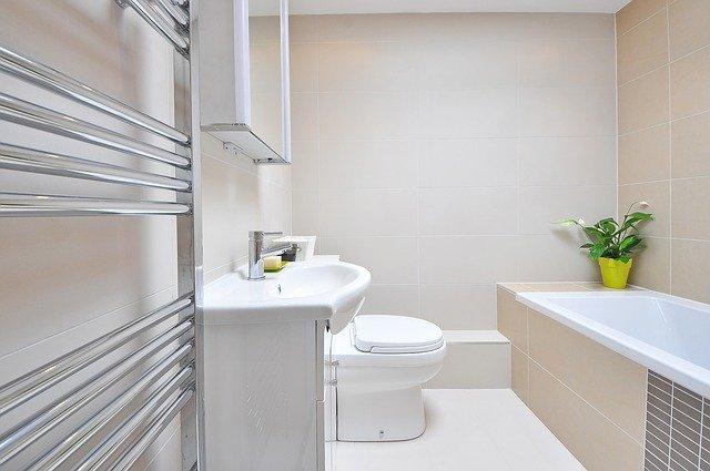 Dobre rozwiązanie dla łazienki