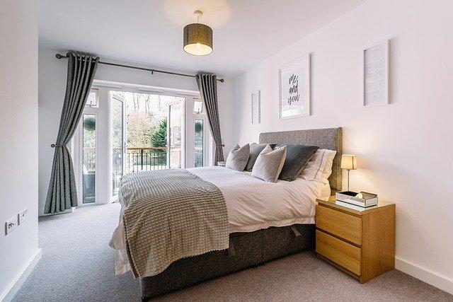 Piękne wnętrza: łóżka tapicerowane