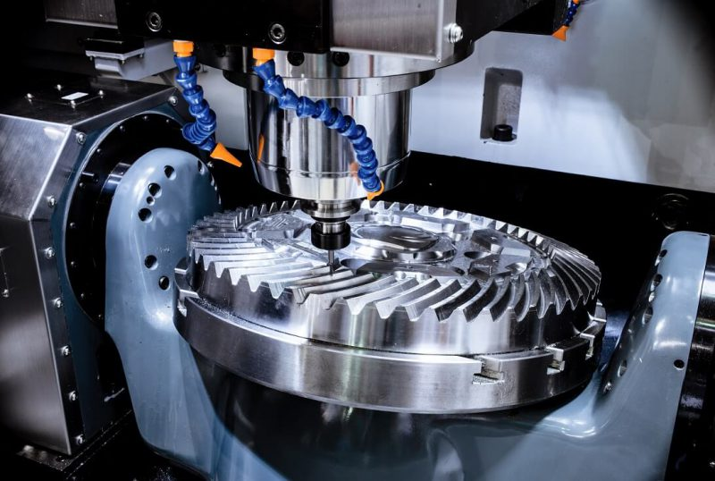 Możliwości nowoczesnych frezarek CNC